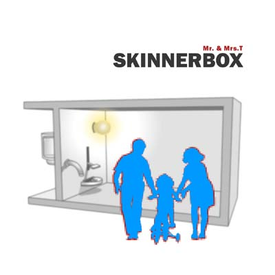 cd cover for SKINNERBOX
