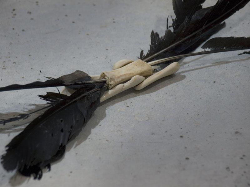 Abjekt #2, 36x36cm, 2011