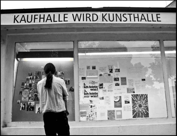 Leistungsschau, Kunsthalle am Hamburger Platz, Berlin-Weißensee, Juni 2011